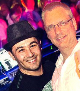 DJs Bariggi und Christian