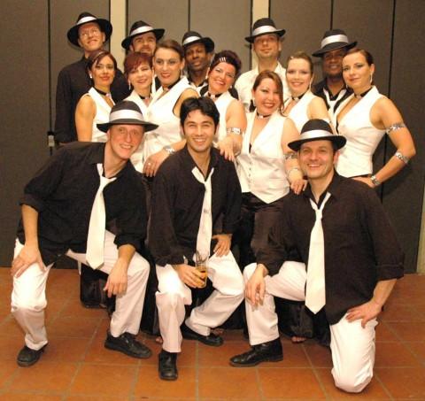 Caderas Calientes beim Rueda-Festival in Köln, Dezember 2005