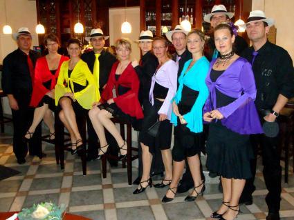 tanzen auf kuba