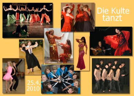 Der Kulte-tanzt-Flyer