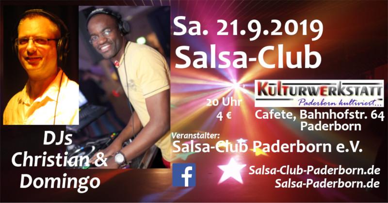 Salsa-Party-Flyer